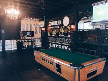 Darts/Pool Table